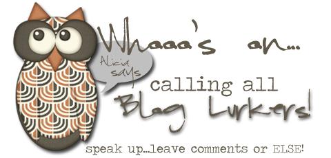 Blog lurker