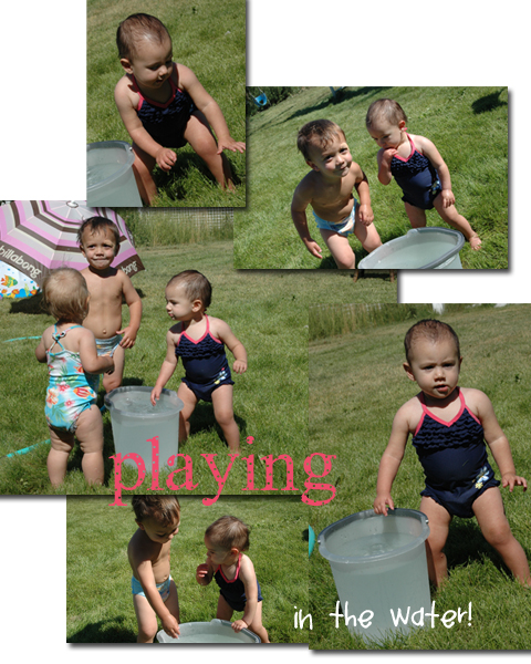 Playinginwater