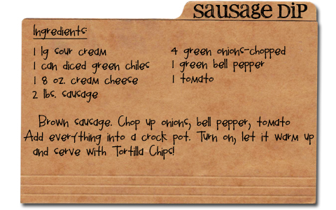 Sausagedip