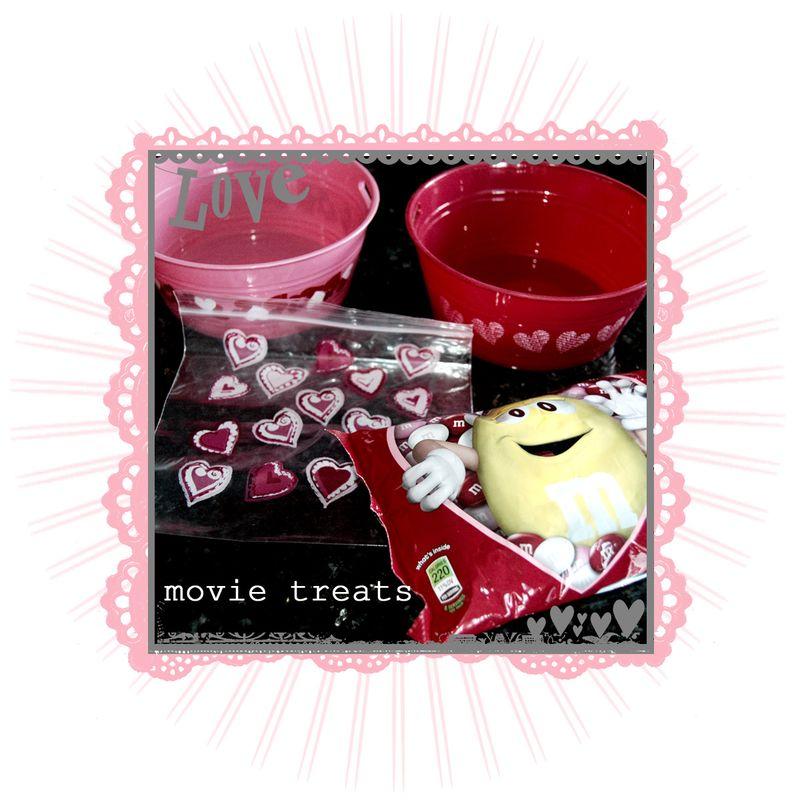 Movie treats