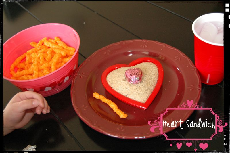 Heart lunch