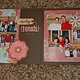 Darling friends layout
