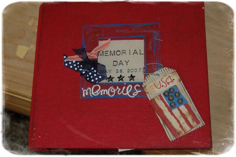 Memorial day book copy