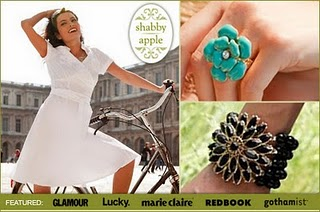 Shabby apple