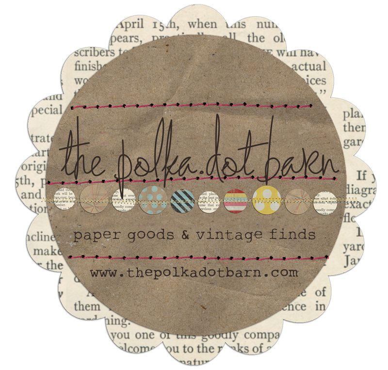 Scallop label_paper goods
