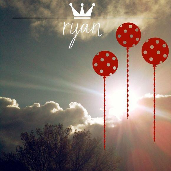 #redblloonsforRyan