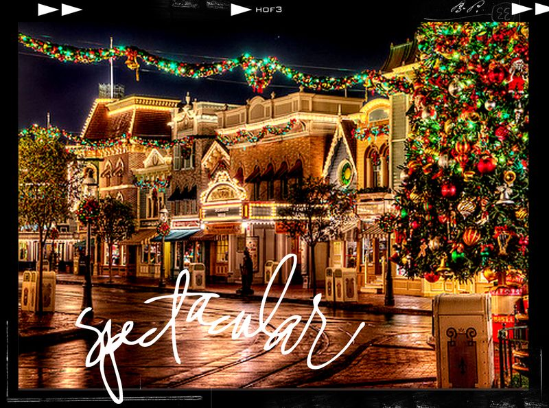 Disneyland christmas spectacular promo code