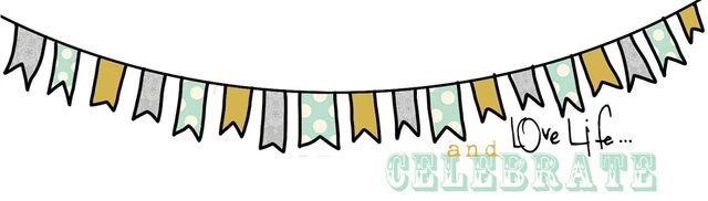 Celebrate and love life banner